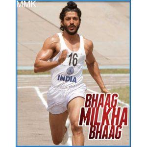 Zinda  - Bhaag milkha bhaag (MP3 and Video Karaoke Format)
