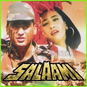 Chehra Kya Dekhte Ho - Salaami (MP3 And Video-Karaoke Format)