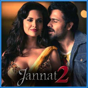 Tera Deedar Hua - Jannat 2 (MP3 and Video Karaoke Format)