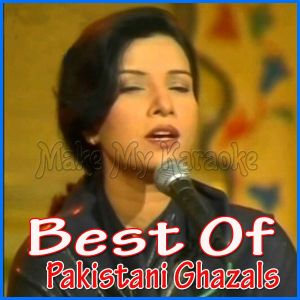 Pakistani - Ghungroo Toot Gaye (MP3 and Video Karaoke Format)
