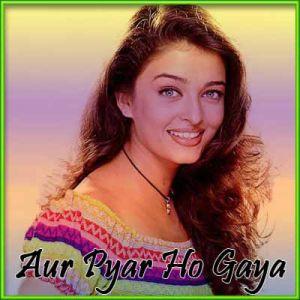 Meri Saason Mein Basa Hai- Aur Pyar Ho Gaya (MP3 and Video Karaoke Format)