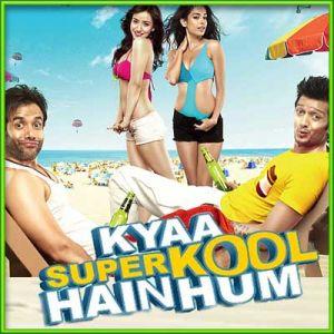 Shirt Da Button - Kya Super Kool Hain Hum (MP3 and Video Karaoke Format)