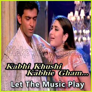 Bole Chudiyan - Let The Music Play (Video Karaoke Format)