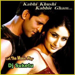 You Are My Soniya - Kabhi Khushi Kabhi Gham - Dj Suketu(Video Karaoke Format)