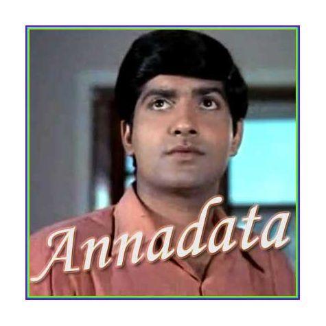 Guzar Jaye Din - Annadata (MP3 and Video Karaoke  Format)