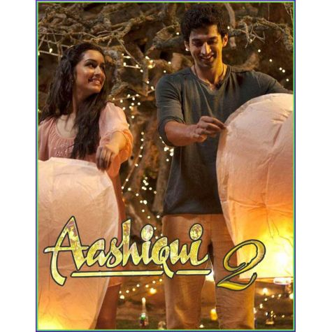 Meri Aashiqui - Aashiqui 2 (MP3 and Video Karaoke Format)