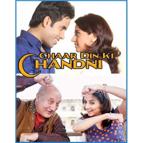 Radha Rani Nache Re - Char Din Ki Chandni (MP3 and Video Karaoke  Format)