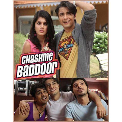 Ishq Mohalla - Chashme Baddoor (New) (MP3 and Video Karaoke Format)