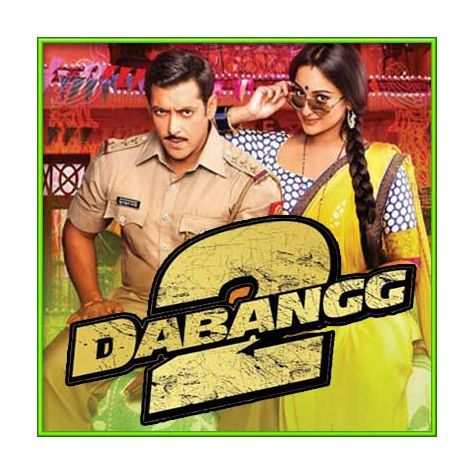 Saanson Ne - Dabangg 2 (MP3 and Video Karaoke Format)
