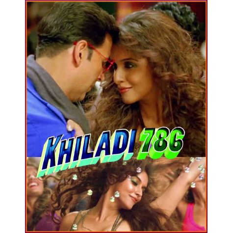 Hookah Bar - Khiladi786 (MP3 and Video Karaoke Format)
