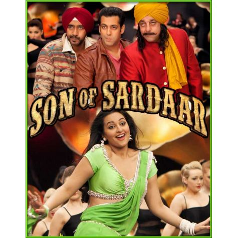 Po Po - Son Of Sardar (MP3 and Video Karaoke Format)