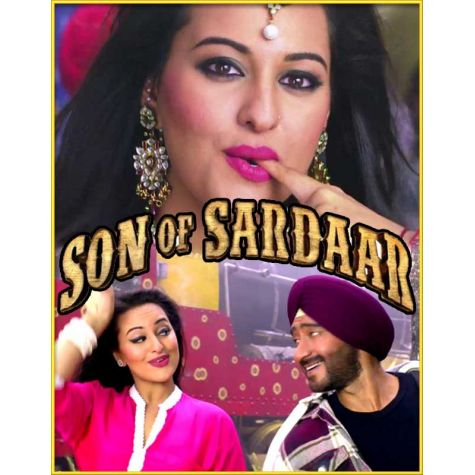 Rani Tu Main Raja - Son Of Sardar (MP3 and Video Karaoke Format)