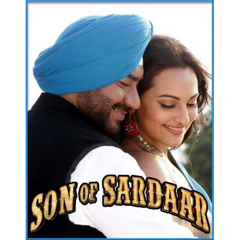Tu Kamaal Ki Kaudi - Son Of Sardar (MP3 and Video-Karaoke Format)