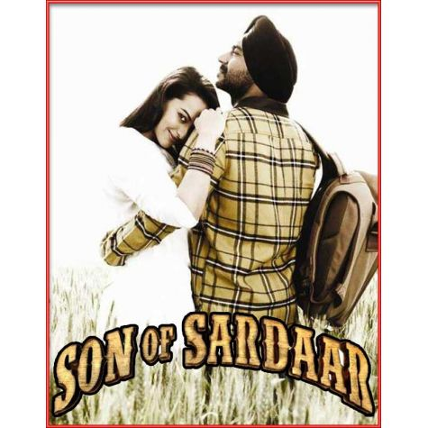 Ye Jo Halki Halki Khumariyan - Son Of Sardar (MP3 and Video Karaoke Format)