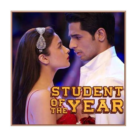 Ishq Wala Love - Student of The Year (MP3 and Video Karaoke Format)