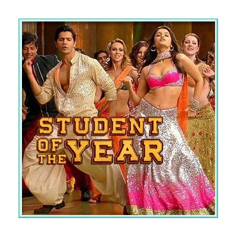 Radha - Student of The Year