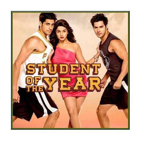 The Disco Song - Student of The Year (MP3 and Video Karaoke Format)