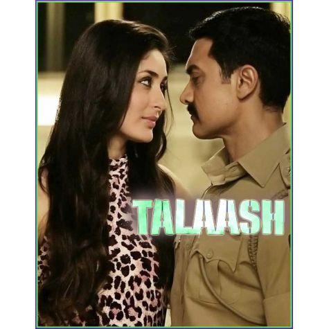 Jee Le Zara  - Talaash (MP3 and Video Karaoke Format)