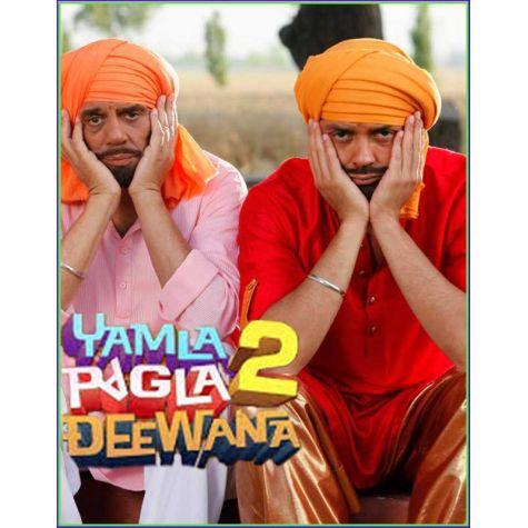 Changli Hai Changli Hai  -  Yamla Pagla Deewana-2 (MP3 and Video-Karaoke Format)