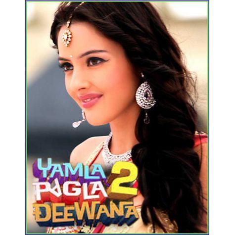 Jatt Yamla Ho Gaya  -  Yamla Pagla Deewana-2 (MP3 and Video-Karaoke Format)