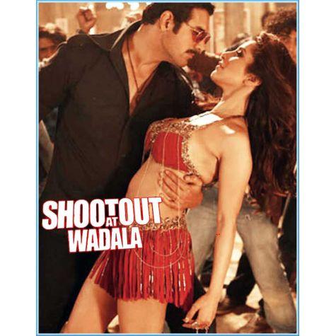 Aala Re Aala - Shootout At Wadala (MP3 and Video Karaoke Format)