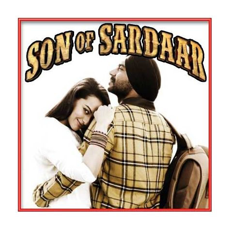 Bichhdan - Son Of Sardar (MP3 and Video Karaoke Format)