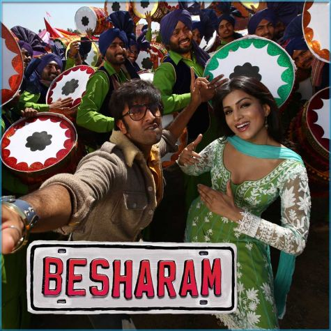 Aa Re Aa re  - Besharam (MP3 Format)