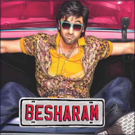 Chal Hand Uthake Nache  - Besharam (MP3 And Video-Karaoke Format)