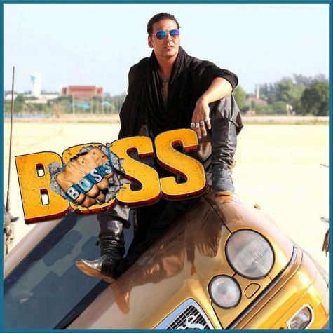 Boss - Boss (MP3 And Video-Karaoke Format)