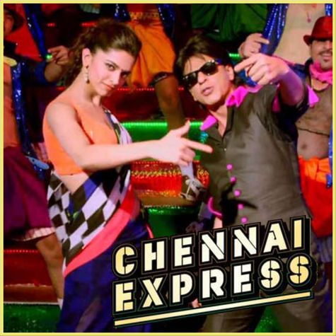 Lungi Dance  - Chennai Express (MP3 And Video Karaoke Format)