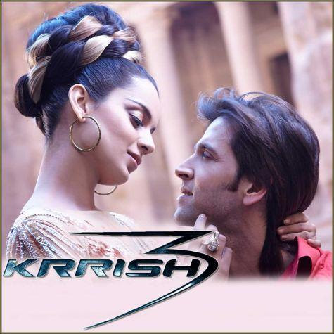 Dil Tu Hi Bataa - Krishh 3 (MP3 And Video Karaoke Format)