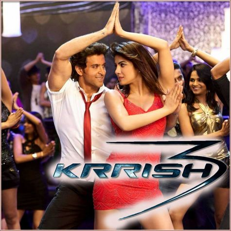 Raghupati Raghav - Krishh 3 (MP3 Format)