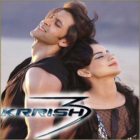 You Are My Love - Krishh 3 (MP3 And Video Karaoke Format)