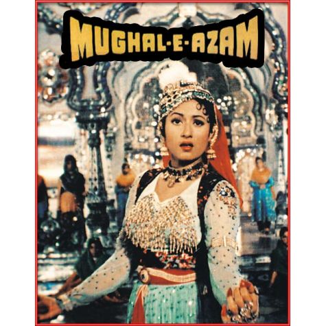 Pyar Kiya To Darna Kya - Mughal-E-Azam (MP3 and Video Karaoke Format)