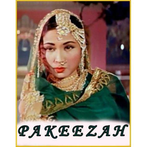 Chalo Dildar Chalo - Pakeezah (MP3 Karaoke Format)