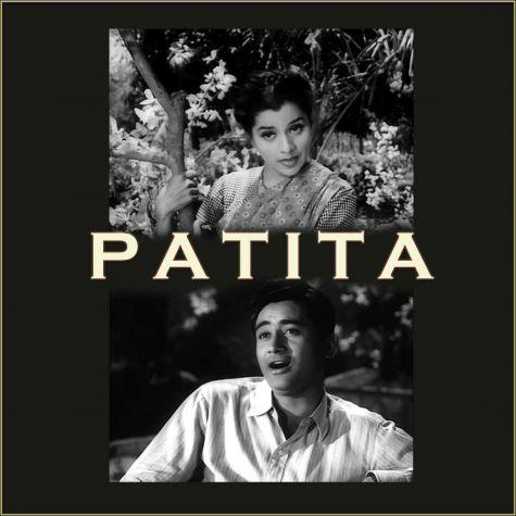 Kisi Ne Apna Banake Mujhko  -  Patita (MP3 And Video Karaoke Format)