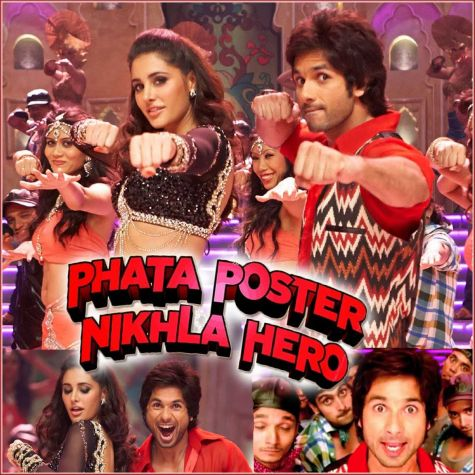 Dhating Naach - Phata Poster Nikla Hero (MP3 And Video Karaoke Format)