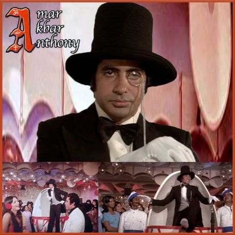 My Name Is Anthony Gonsalves - Amar Akbar Anthony (MP3 And Video Karaoke Format)