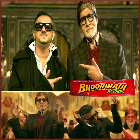 Party With The Bhoothnath - Bhoothnath Returns (MP3 And Video Karaoke Format)