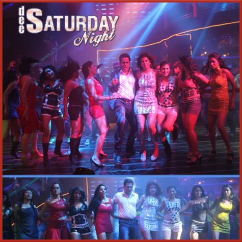 Jhatak Ke Nacho - Dee Saturday Night (MP3 And Video-Karaoke Format)