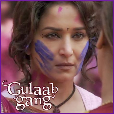 Gulaabi - Gulaab Gang (MP3 And Video-Karaoke Format)