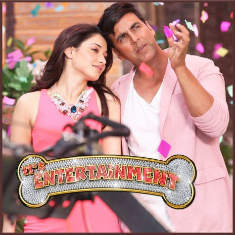 Tera Naam Doon - Its Entertainment (MP3 Format)