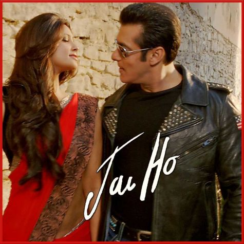 Tere Naina Maar Hi Daalenge - Jai Ho (MP3 And Video Karaoke Format)