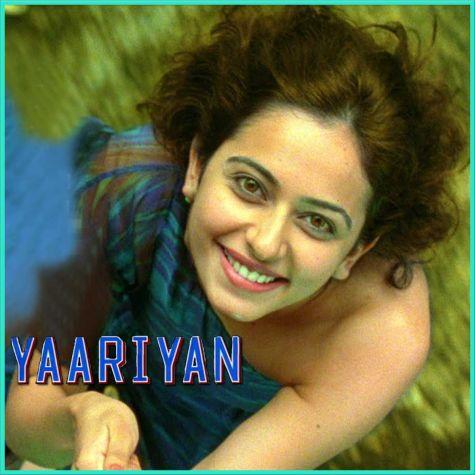 Mujhe Ishq De - Yaariyan (MP3 And Video Karaoke Format)
