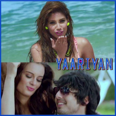 Sunny Sunny - Yaariyan (MP3 And Video Karaoke Format)