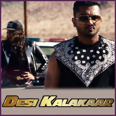 Daftar Ki Girl - Desi Kalakaar (MP3 And Video-Karaoke Format)