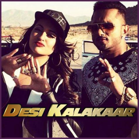 Desi Kalakaar - Desi Kalakaar (MP3 And Video-Karaoke Format)