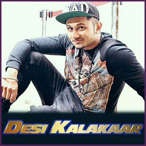 I am Your DJ Tonight - Desi Kalakaar (MP3 And Video-Karaoke Format)