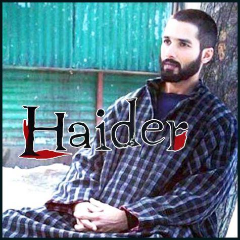 Aao Na - Haider (MP3 And Video-Karaoke Format)