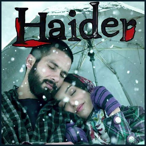 Khul Kabhi - Haider (MP3 And Video Karaoke Format)